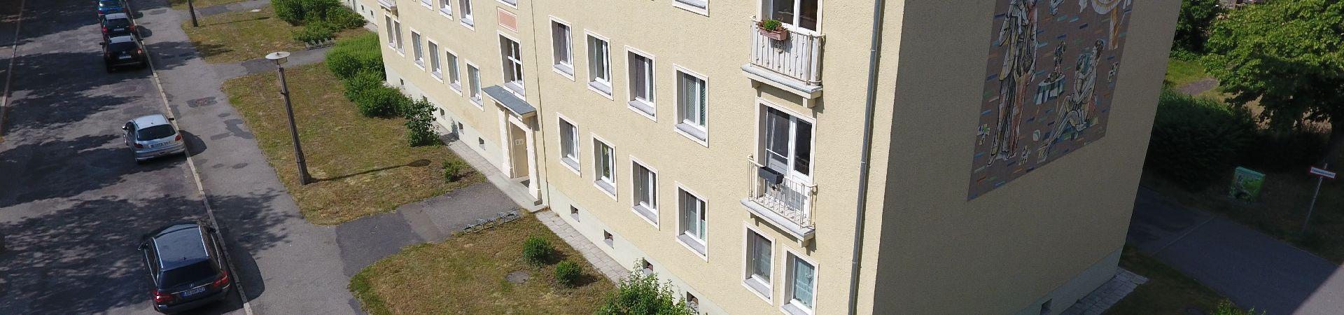 Fassaden wiederherstellen oder komplett erneuern