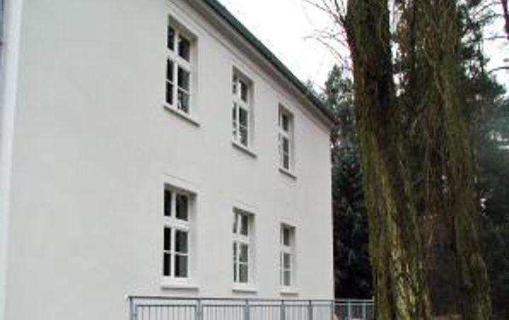 Fassade Oderberg