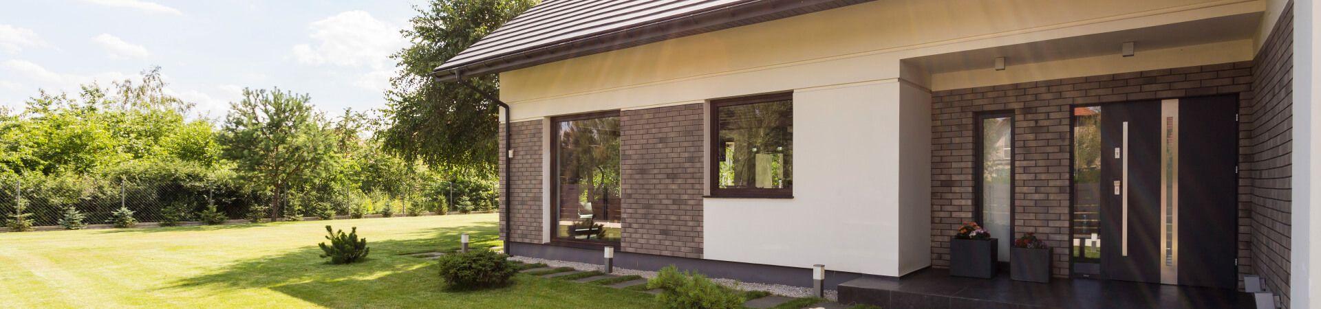 Individueller Eigenheimbau, Mauerwerksabdichtung, Fassadensanierung